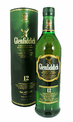 Glenfiddich Single Malt 12 J. 0,7L