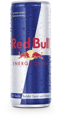 Red Bull Energy Drink 24/0,25L