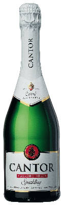 Cantor Alkoholfrei Sparkling 0,75L