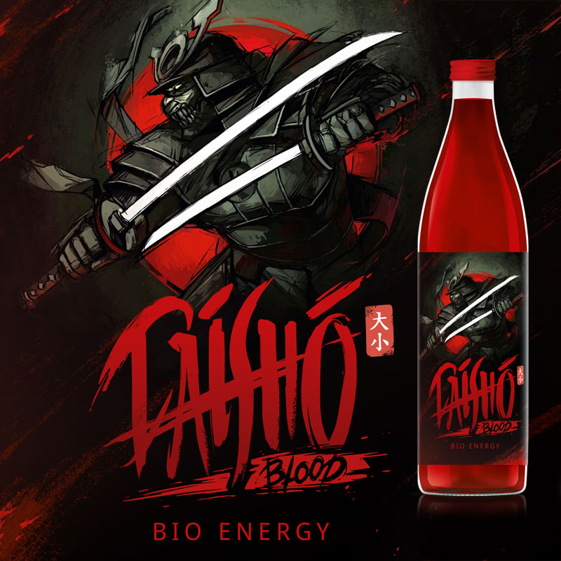 Daisho Blood 10/0,5L